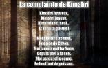 La complainte de Kimahri